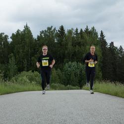 1. Otepää jooksutuur - Monika Reinsalu (96)