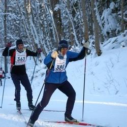 28. Viru Maraton - Riho Vals (363), Bruno Münter (384)