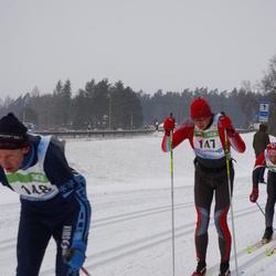 41. Tartu Maraton - Egor Kozlov (147), Bernt Olav Hilmo (148)