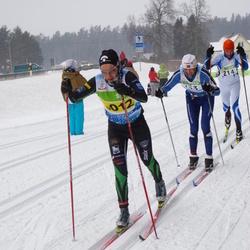 41. Tartu Maraton - Anatoliy Basov (163), Meelis Peterson (214), Mari Riseth Guin (10012)