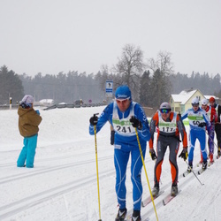 41. Tartu Maraton - Arto Arukuusk (60), Marek Sander (117), Raivo Nõmm (241)