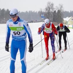 41. Tartu Maraton - Arto Arukuusk (60), Jevgeni Voloshin (225)