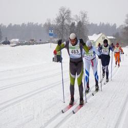 41. Tartu Maraton - Anders Bäckström (154), Bert Tippi (483), Tarvo Kiudma (718)