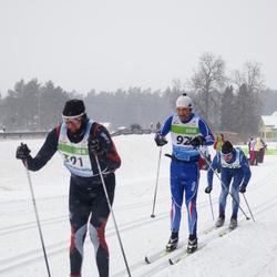 41. Tartu Maraton - Jiri Novotny (92), Aigar Ojaots (391)