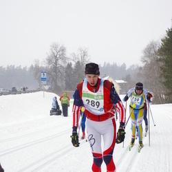 41. Tartu Maraton - Rossano Bertani (159), Artur Rauk (289)