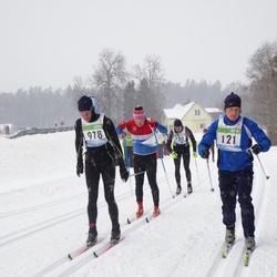 41. Tartu Maraton - Jürgo Väli (121), Alar Reiska (978)