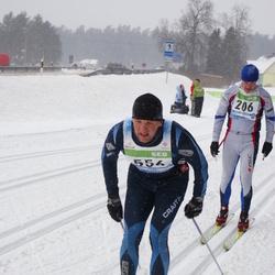 41. Tartu Maraton - Arne Sammel (206), Rainer Tops (556)