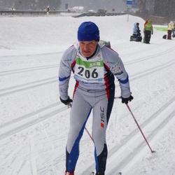 41. Tartu Maraton - Arne Sammel (206)