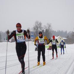 41. Tartu Maraton - Christer Andersson (295), Tõnu Pekk (343), Kai Kantanen (364)