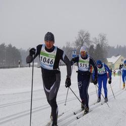 41. Tartu Maraton - Andre Laine (575), Targo Kalamees (1046)