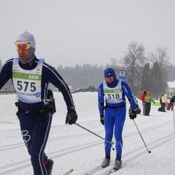 41. Tartu Maraton - Janek Kask (310), Andre Laine (575)
