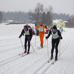 41. Tartu Maraton - Andre Nõmm (538), Kaupo Järve (582), Svein Gausemel (704)