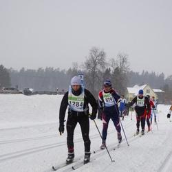 41. Tartu Maraton - Viktor Murnikov (829), Urmas Peiker (1284)