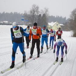 41. Tartu Maraton - Arno Bachaus (625), Alexander Bukhmarov (710), Vladimir Pronin (717), Allar Saarnak (1336)