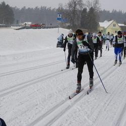 41. Tartu Maraton - Alar Lehesmets (468), Aimur Arge (797)