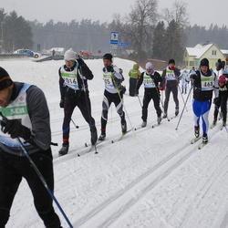 41. Tartu Maraton - Alar Lehesmets (468), Kuno Rooba (778), Rait Ratasepp (1010), Ando Roos (1016), Sergey Sviridov (2825)