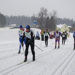 41. Tartu Maraton - Sixten Sild (339), Andre Pukk (423), Tauno Tiirats (772), Jüri Joonas (889)