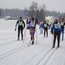 41. Tartu Maraton - Sixten Sild (339), Andre Pukk (423), Priit Jaagant (767), Andres Sikkal (810), Jüri Joonas (889)