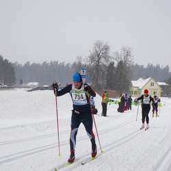 41. Tartu Maraton - Ari Warpenius (734)