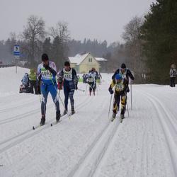 41. Tartu Maraton - Endel Jänes (633), Tõnu Jürimaa (813), Erkki Mäkinen (4092)