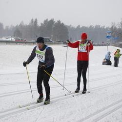 41. Tartu Maraton - Meelis Danilas (552), Arne Peter Samuelsson (727)