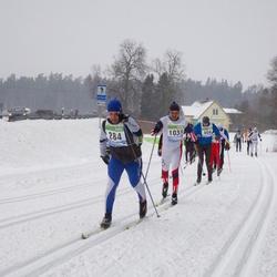 41. Tartu Maraton - Markko Abel (284), Tarmo Tiivoja (1035)