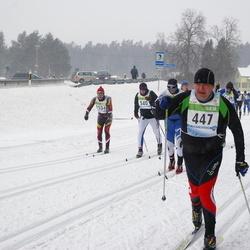 41. Tartu Maraton - Janne Haataja (447), Marten Tammet (540), Agris Peedu (1086), Indrek Virumäe (1534)