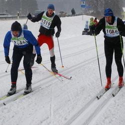 41. Tartu Maraton - Agris Peedu (1086), Tenno-Raul Taimur (1319), Janar Joona (1346)