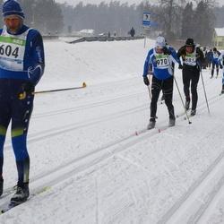 41. Tartu Maraton - Riho Pruuli (604), Borge Flones (970), Margus Maidre (1378)