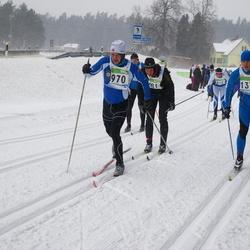 41. Tartu Maraton - Borge Flones (970), Margus Maidre (1378)