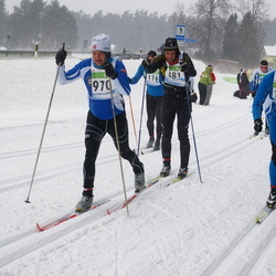 41. Tartu Maraton - Urmas Saat (681), Borge Flones (970), Margus Maidre (1378)