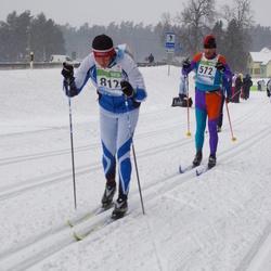 41. Tartu Maraton - Eero Saari (572), Margus Venelaine (812)