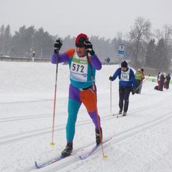 41. Tartu Maraton - Eero Saari (572), Jaak Kals (760)
