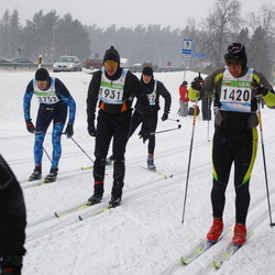 41. Tartu Maraton - Lubomir Durica (1420), Ari Mehtonen (1931)