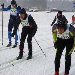 41. Tartu Maraton - Lubomir Durica (1420), Ari Mehtonen (1931), Rando Allilender (2752)