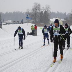 41. Tartu Maraton - Suulo Maasik (1212), Andre Abner (1222), Kalev Joonas (2920)