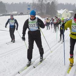 41. Tartu Maraton - Margus Sakk (1175), Alver Kivirüüt (1269), Tomi Mahlamäki (2327), Andre Kull (5220)