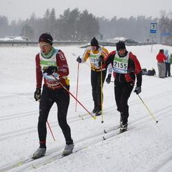 41. Tartu Maraton - Aare Piire (2155), Marta Sööt (5149)