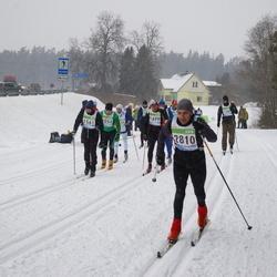 41. Tartu Maraton - Ando Post (1561), Meelis Jakobson (2810)