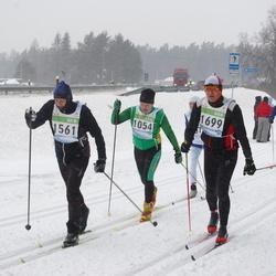 41. Tartu Maraton - Priit Raudsepp (1054), Ando Post (1561), Ingmar Vutt (1699)