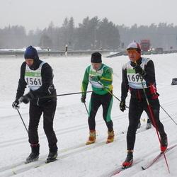 41. Tartu Maraton - Ando Post (1561), Ingmar Vutt (1699)
