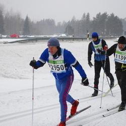 41. Tartu Maraton - Elmet Sarv (1139), Age Sjöberg (2950)