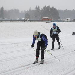 41. Tartu Maraton - Bruno Münter (2044), Martin Saar (2264)