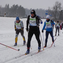41. Tartu Maraton - Anatoly Efimov (1353), Indrek Võhumõõk (1549), Andres Brakmann (2005)