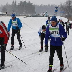 41. Tartu Maraton - Kaido Vidder (1607), Jorma Nevala (1849), Arnold Loos (2399), Mihkel Tammeleht (3077)