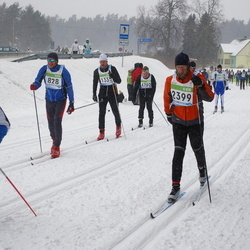 41. Tartu Maraton - Aivo Pere (828), Arnold Loos (2399), Madis Uusorg (2731)