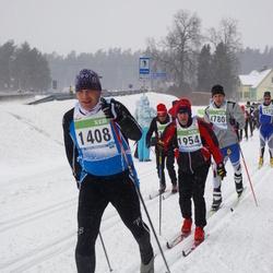 41. Tartu Maraton - Alexander Kozlov (1408), Arnold Laasu (1954), Rait Lauk (4780)