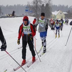 41. Tartu Maraton - Arnold Laasu (1954)
