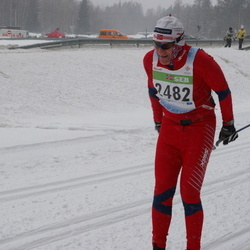 41. Tartu Maraton - Arne Kjell Arnsen (2482)