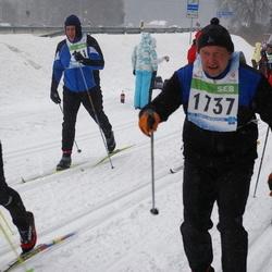 41. Tartu Maraton - Agu Vilu (1648), Raoul Aalberg (1737)